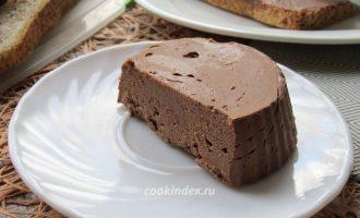 Шоколадное масло - рецепт
