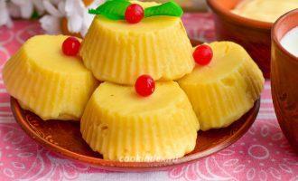 Сырники на пару в мультиварке - рецепт
