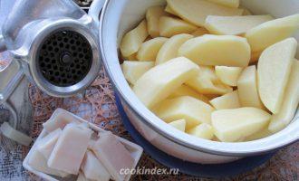 Вареники с картофелем и шампиньонами - начинка с грибами и картофелем