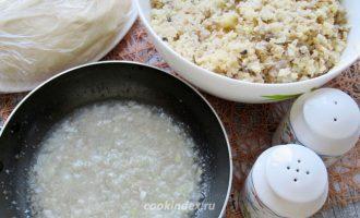 Вареники с картофелем и шампиньонами - начинка с шампиньонами и картошкой