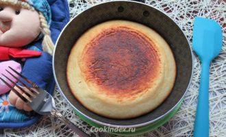 Грисшмаррн - десертный омлет с манкой