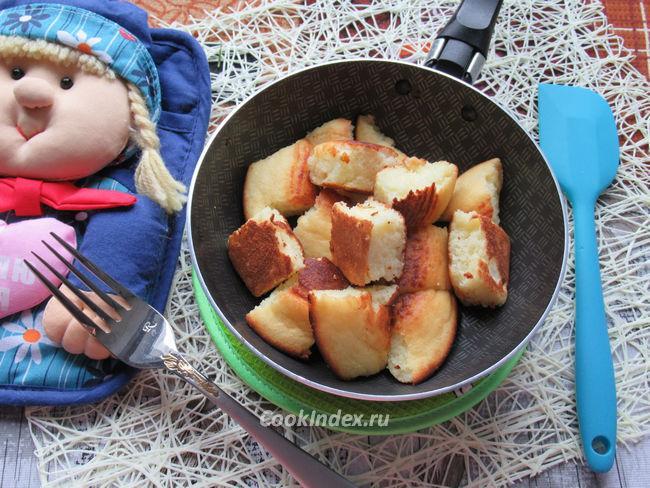 Грисшмаррн десертный омлет
