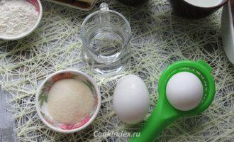 Суфле Птичье молоко в домашних условиях